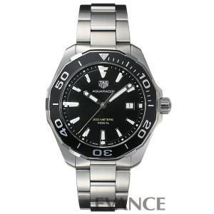 タグホイヤー アクアレーサー WAY101A.BA0746 ブラック TAG HEUER (新品)|evance-web