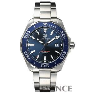 タグホイヤー アクアレーサー WAY101C.BA0746 ブルー TAG HEUER (新品)|evance-web