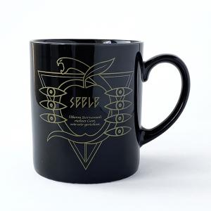 EVA STORE オリジナル SEELEマグカップ(黒)|evastore