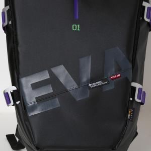 RADIO EVA 551 EVANGELION PENTAGON RUCK SACK by FIRE FIRST/EVA-01 MODEL|evastore|04