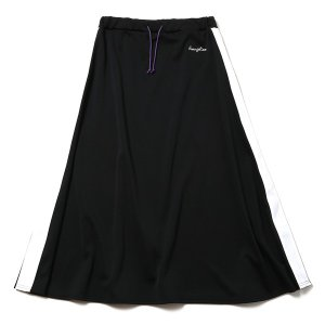 RADIO EVA 556 EVANGELION LINE LONG SKIRT/ブラック/フリーサイズ|evastore