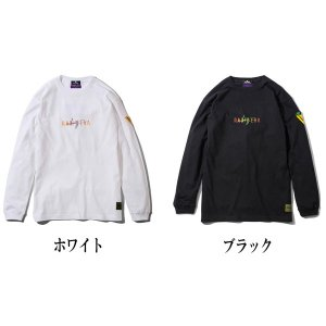 【RADIO EVA x subciety】ROSE 01 L/S T-Shirt [お届け予定:2019年6月] evastore
