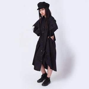 【FLOWER by RADIO EVA 015】 Longinus Embroidery Dress/BLACK|evastore