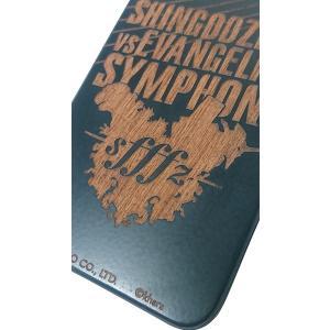 シン・ゴジラ対エヴァンゲリオン交響楽ロゴ スマートフォンケース evastore 02