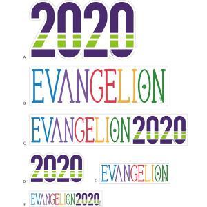 EVASTORE TOKYO-01【EVANGELION 2020】ステッカーセット|evastore