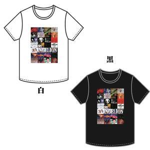 EVASTORE オフィシャル版 新世紀エヴァンゲリオンOPENING Tシャツ