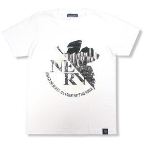EVA STOREオリジナル【EVA BG 000】BACKGROUND Tシャツ evastore
