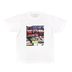 EVA STOREオリジナル 「シン・エヴァンゲリオン劇場版」場面写Tシャツ/集合/Lサイズ[お届け予定:2021年6月中旬]|evastore