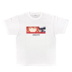 EVA STOREオリジナル 「シン・エヴァンゲリオン劇場版」場面写Tシャツ/アスカ/Lサイズ[お届け予定:2021年6月中旬]|evastore