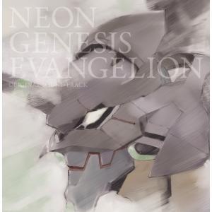 NEON GENESIS EVANGELION アナログレコード盤(LP2枚組)|evastore