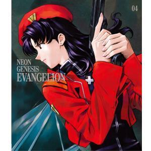 新世紀エヴァンゲリオン Blu-ray STANDARD EDITION Vol.4|evastore