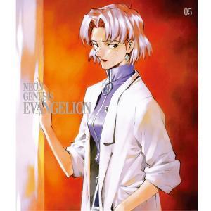 新世紀エヴァンゲリオン Blu-ray STANDARD EDITION Vol.5|evastore