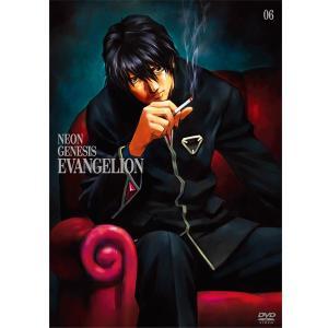 新世紀エヴァンゲリオン DVD STANDARD EDITION Vol.6|evastore