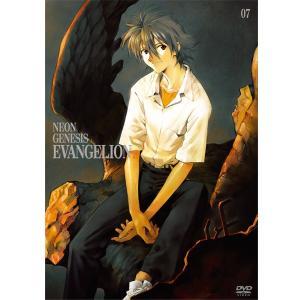 新世紀エヴァンゲリオン DVD STANDARD EDITION Vol.7|evastore