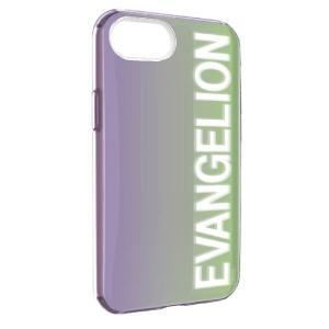 エヴァンゲリオン IIIIfit(clear)iPhone 8/7/6s/6 対応ケース/初号機(バンダイ)[お届け予定:2020年3月下旬]|evastore