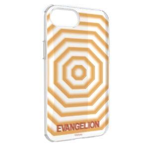 エヴァンゲリオン IIIIfit(clear)iPhone 8/7/6s/6 対応ケース/A.T.FIELD(バンダイ)[お届け予定:2020年3月下旬]|evastore