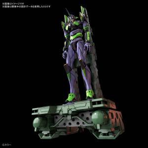 プラモデル【RG】汎用人型決戦兵器 人造人間エヴァンゲリオン初号機DX輸送台セット(バンダイ)[お届け予定:2020年3月]|evastore