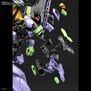 プラモデル【RG】汎用人型決戦兵器 人造人間エヴァンゲリオン初号機DX輸送台セット(バンダイ)[お届け予定:2020年3月]|evastore|11