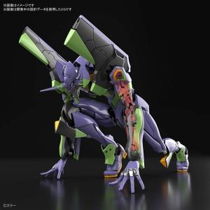 プラモデル【RG】汎用人型決戦兵器 人造人間エヴァンゲリオン初号機DX輸送台セット(バンダイ)[お届け予定:2020年3月]|evastore|05