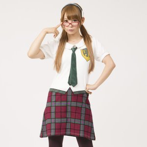 【EVA×mmts】 マリ制服ワンピース (モバコレ) evastore