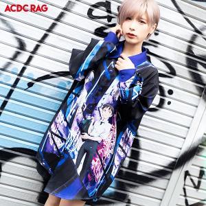 【EVANGELION x ACDC RAG】カヲル&シンジ シャツ|evastore
