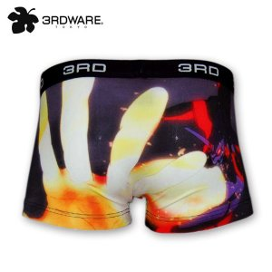 EVANGELION Boxer pants by 3RDWARE 初号機 覚醒|evastore