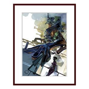 【限定生産品】KADOKAWA エヴァンゲリオンANIMA2巻表紙複製原画|evastore