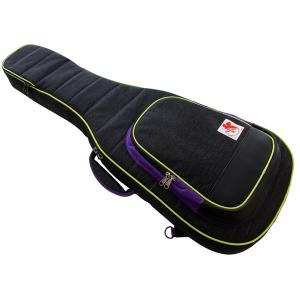 エヴァンゲリオンミュージックギア オリジナルエレキギター用ケース/初号機(キョーリツ)|evastore