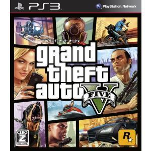 【PS3】 グランド・セフト・オート V PS3 特典レッド...