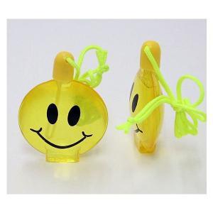スマイルシャボン玉(透明黄色) 24入【しゃぼんだま】|event-goods