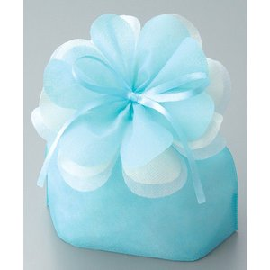 ラッピング袋 【ブルーミング巾着(大)】 1個|event-goods