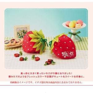ラッピング袋 【いちご】 1個|event-goods
