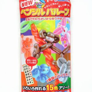 ペンシルバルーン 100本入|event-goods