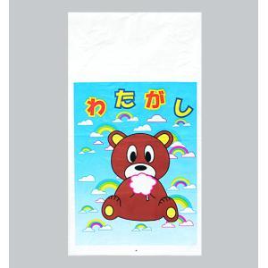 【超特価】わたがし用袋(クマさん) 100枚入|event-goods