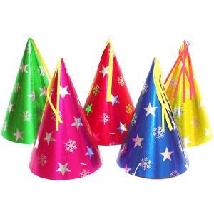 スタースノーホイル帽子【大】(三角帽子) 1個|event-goods