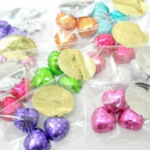 【3粒入りプレゼントチョコ】ギフト用チョコ3粒入×10袋入|event-goods