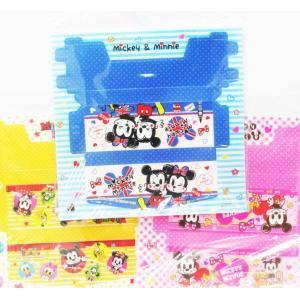 【特価】ディズニー組み立てふで箱 ミッキー 25入|event-goods