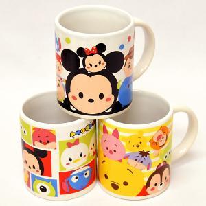 ディズニーツムツムかわいいマグカップ(材質:陶器) いずれか1個|event-goods