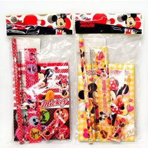 ミッキー&ミニー4点メモ帳セット 12入|event-goods