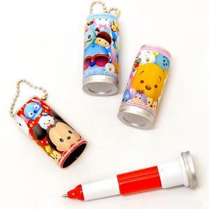 ディズニーツムツムのびーる缶缶ボールペン 60入 event-goods