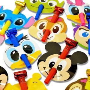 ディズニーキャラクターズ吹き戻し(まきどり/まきとり/マキトリ/巻き鳥/巻取り) 25個入|event-goods