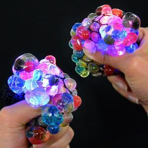 光るスカッとにぎボール(新型にぎにぎぶどうボール) 12入|event-goods
