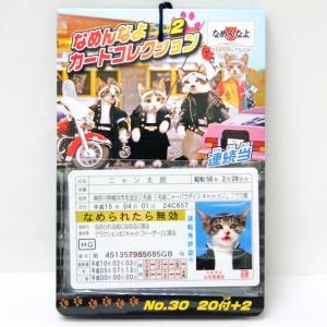 なめんなよカードコレクション 30円 20付|event-goods