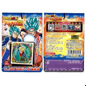 30円 ドラゴンボール超シール烈伝2 20付+2連続当|event-goods