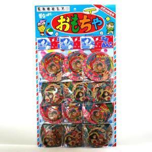 武者メンコ(めんこ・面子) 12袋付 event-goods 02