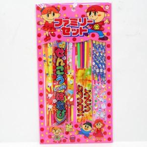 200円 ファミリーセット 1個 【花火・はなび/花火セット】|event-goods