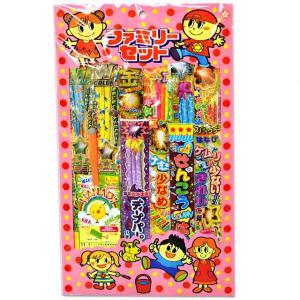 500円 ファミリーセット 1個 【花火・はなび/花火セット】|event-goods