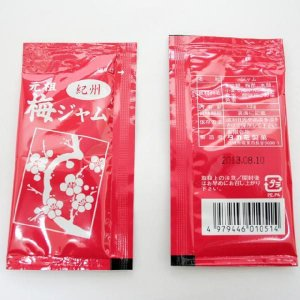 梅ジャム 40入【駄菓子】|event-goods