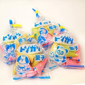 色とんがり(ソフト菓子-色トンガリ)40入【駄菓子】|event-goods