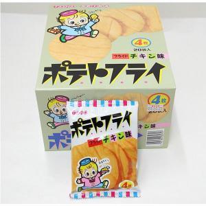 【東豊】ポテトフライ 20入 フライドチキン【駄菓子】|event-goods